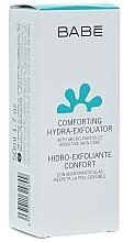 Fragrances, Perfumes, Cosmetics Gentle Hydrating Face Scrub - Babe Laboratorios Comforting Hydra-Exfoliator