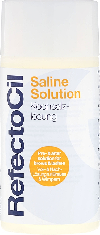 Degreasing Salt Solution - Refectocil Saline Solution — photo N1