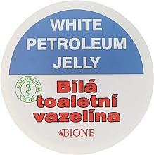 Fragrances, Perfumes, Cosmetics White Vaseline - Bione Cosmetics White Vaseline