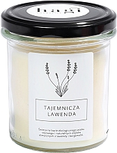 "Fragrances, Perfumes, Cosmetics Candle ""Lavender"" - Hagi"