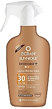 Fragrances, Perfumes, Cosmetics Bronzing Sun Spray - Ecran Sunnique Broncea+ Spf30