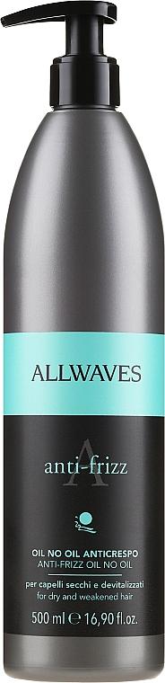 Wavy & Unruly Hair Care - Allwaves Anti-Frizz Oil No Oil