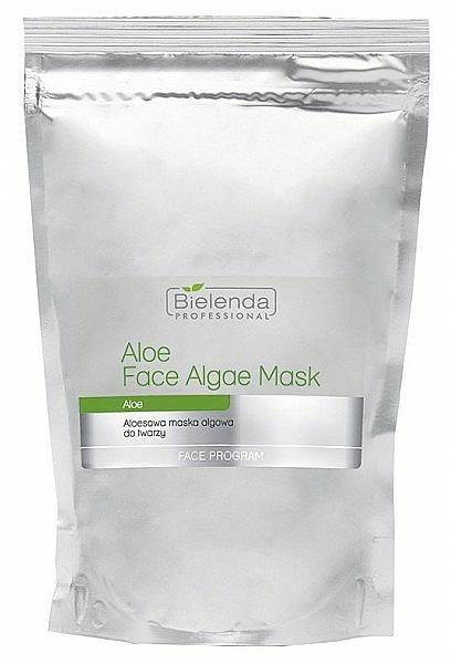 Alginate Face Mask with Aloe - Bielenda Professional Face Algae Mask with Aloe (refill)