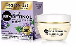 Fragrances, Perfumes, Cosmetics Day & Night Cream 60+ - Perfecta Bio Retinol 60+ Day And Night Cream