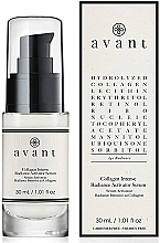 Fragrances, Perfumes, Cosmetics Collagen Acrtivator Serum - Avant Collagen Intense Radiance Activator Serum