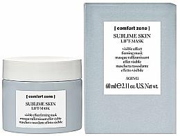 Fragrances, Perfumes, Cosmetics Lifting Face Mask - Comfort Zone Sublime Skin Lift Mask