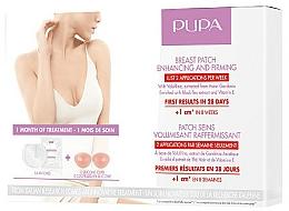 Fragrances, Perfumes, Cosmetics Enhancing & Firming Set Breast Patches - Pupa Breast Patch Enhancing and Firming Set