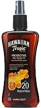 Fragrances, Perfumes, Cosmetics Protective Dry Oil - Hawaiian Tropic Protective Dry Oil SPF20