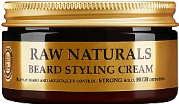 Fragrances, Perfumes, Cosmetics Beard Styling Cream - Recipe For Men RAW Naturals Beard Styling Cream