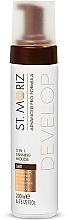 Fragrances, Perfumes, Cosmetics 5-in-1 Self-Tanning Mousse - St. Moriz 5in1 Tanning Mousse Dark