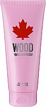Fragrances, Perfumes, Cosmetics Dsquared2 Wood Pour Femme - Body Lotion