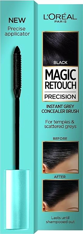 Hair Mascara - L'Oreal Magic Retouch Precision Instant Grey Concealer Brush