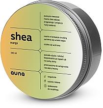 Fragrances, Perfumes, Cosmetics Mango Face & Body Shea Butter - Auna Shea Mango Butter