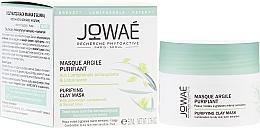 Fragrances, Perfumes, Cosmetics Cleansing Face Mask - Jowae Masque Argile Purifiant Purifying Clay Mask