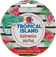 "Fragrances, Perfumes, Cosmetics Facial Mask ""Watermelon"" - Marion Tropical Island Watermelon Jelly Mask"
