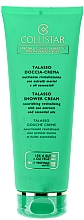 Fragrances, Perfumes, Cosmetics Shower Cream-Gel - Collistar Talasso Doccia-Crema