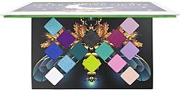 Fragrances, Perfumes, Cosmetics Eyeshadow Palette - Moira Never Ending Lights Shadow Palette