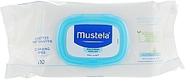 Fragrances, Perfumes, Cosmetics Baby Cleansing Wipes, 70pcs - Mustela Bebe Cleansing and Soothing Wipes