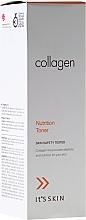 Fragrances, Perfumes, Cosmetics Nourishing Collagen Face Tonic - It's Skin Collagen Nutrition Toner