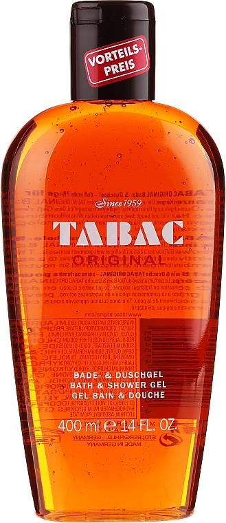 Maurer & Wirtz Tabac Original - Shower Gel