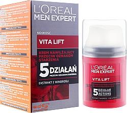 Fragrances, Perfumes, Cosmetics Vita Lift Hydrating Cream - L'Oreal Paris Men Expert