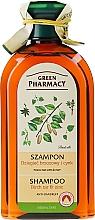 "Fragrances, Perfumes, Cosmetics Shampoo ""Zinc + Birch Tar"" - Green Pharmacy"