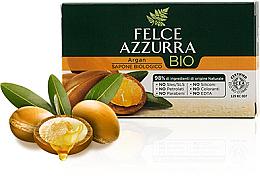 """Fragrances, Perfumes, Cosmetics Soap """"Argan"""" - Felce Azzurra Bio Soap"""