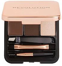 Fragrances, Perfumes, Cosmetics Brow Set - Makeup Revolution Brow Sculpt Kit