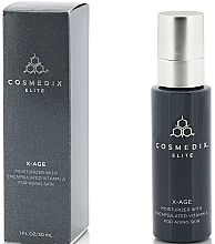 Fragrances, Perfumes, Cosmetics Moisturizer - Cosmedix Elite X-Age Moisturizer