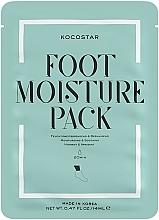 Fragrances, Perfumes, Cosmetics Moisturizing Foot Mask - Kocostar Foot Moisture Pack