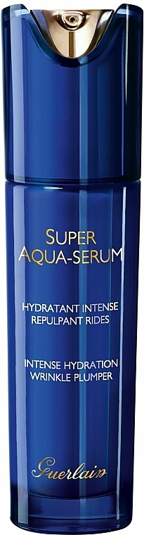 Regenerating Serum - Guerlain Super Aqua-Serum 30ml — photo N1