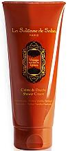 Fragrances, Perfumes, Cosmetics La Sultane de Saba Ayurvedique Ambre Vanille Patchouli - Shower Cream