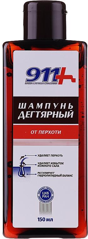 "Anti-Dandruff Shampoo ""Tar"" - 911"