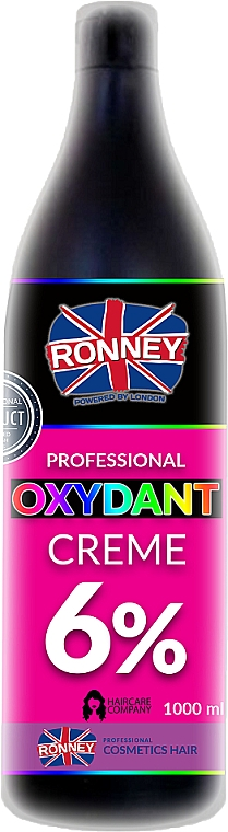 Oxidant Cream - Ronney Professional Oxidant Creme 6%