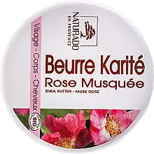 """Fragrances, Perfumes, Cosmetics Face and Body Oil """"Rosehip and Shea Butter"""" - Naturado Musk Rose & Shea Butter"""