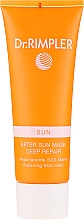 Fragrances, Perfumes, Cosmetics After Sun Repair Mask for Face, Neck and Decollete - Dr. Rimpler Sun Mask Deep Repair