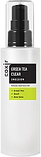 Fragrances, Perfumes, Cosmetics Face Emulsion - Coxir Green Tea BHA Clear Emulsion