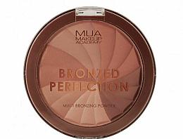 Fragrances, Perfumes, Cosmetics Bronzing Powder - MUA Bronzed Perfection Multi Bronzing Powder