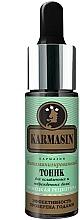 Fragrances, Perfumes, Cosmetics Vitamin Tonic for Weakened & Damaged Hair - Elfa Karmasin Toner Hair