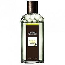 Fragrances, Perfumes, Cosmetics Les Senteurs Gourmandes L'Eau du Voyage - Eau de Cologne