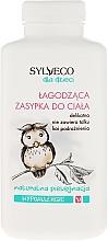 Fragrances, Perfumes, Cosmetics Softening Body Powder - Sylveco Body Powder Hypoallergic