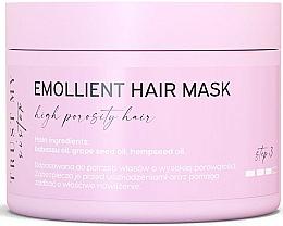 Fragrances, Perfumes, Cosmetics Softening Mask for High Porosity Hair  - Trust My Sister High Porosity Hair Emollient Mask