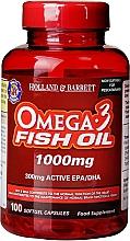 Fragrances, Perfumes, Cosmetics Omega-3 Fish Oil Dietary Supplement, 1000mg - Holland & Barrett Omega 3 Fish Oil 1000mg