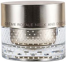 Fragrances, Perfumes, Cosmetics Anti-Aging Face & Decollete Cream - Orlane Creme Royale Neck and Decollete