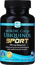 """Fragrances, Perfumes, Cosmetics Dietary Supplement """"CoQ10 Ubiquinol Sport"""" - Nordic Naturals CoQ10 Ubiquinol Sport"""