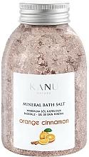 """Fragrances, Perfumes, Cosmetics Mineral Bath Salt """"Orange & Cinnamon"""" - Kanu Nature Orange Cinnamon Mineral Bath Salt"""