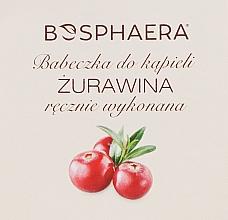 "Fragrances, Perfumes, Cosmetics Bath Bomb ""Cranberry"" - Bosphaera"