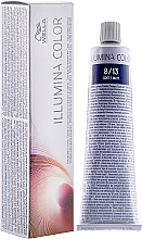 Fragrances, Perfumes, Cosmetics Long-Lasting Hair Cream Color - Wella Professionals Illumina Color