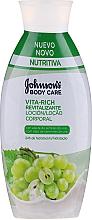 "Fragrances, Perfumes, Cosmetics Body Lotion ""Awakening"" with Grape Seed Oil - Johnson's® Body Care Vita-Rich Lotion"