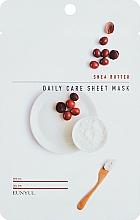 Fragrances, Perfumes, Cosmetics Nourishing Shea Butter Face Mask - Eunyu Daily Care Sheet Mask Shea Butter